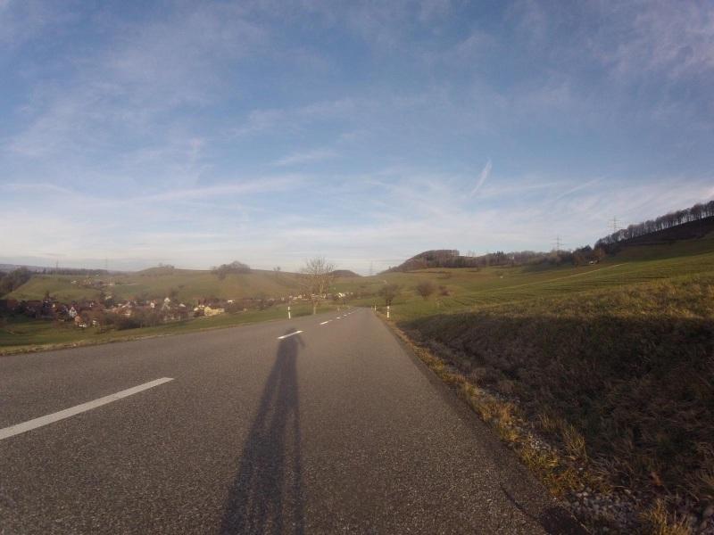 zwischen Rotberg und Mandach