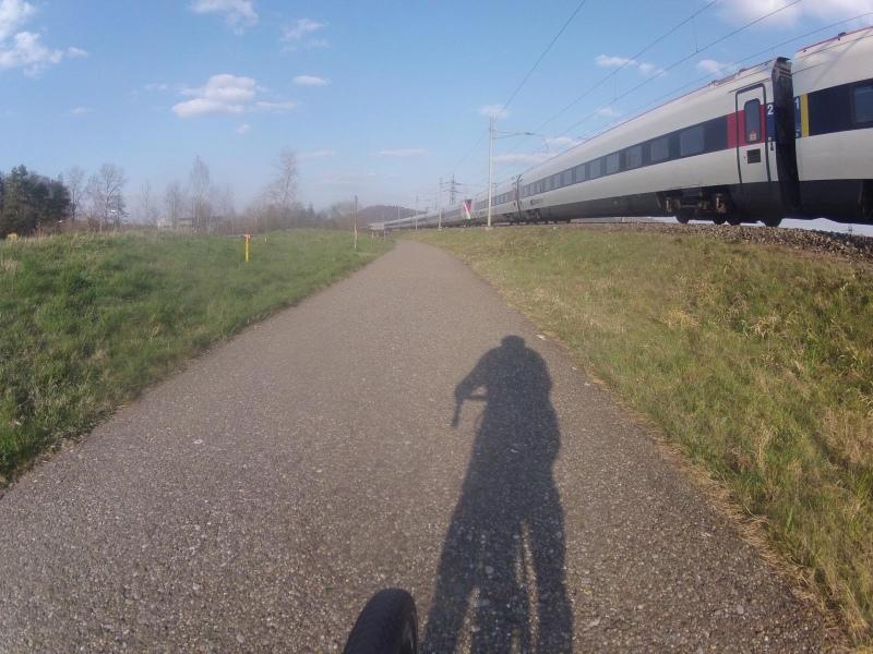 Zwischen Lenzburg und Othmarsingen