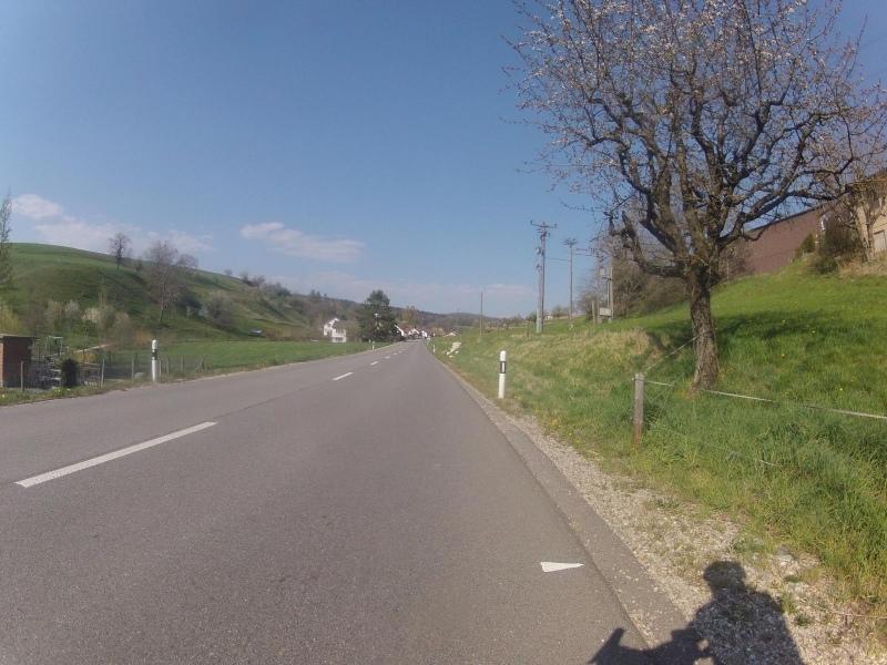 Von Bözen nach Elfingen
