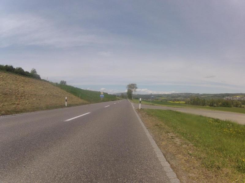 In der Nähe von Aristau