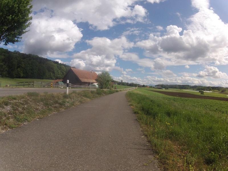 Von Busslingen nach Künten im Reusstal