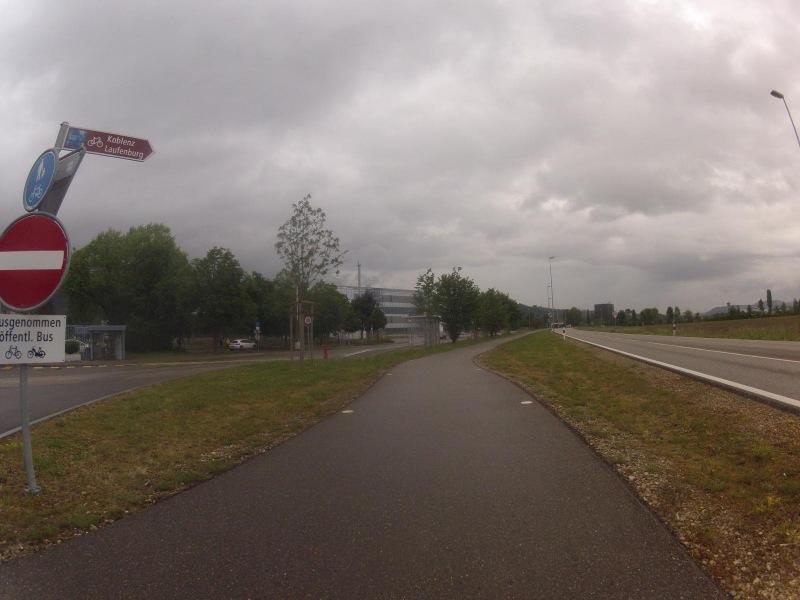 Stein, Rheinaufwärts