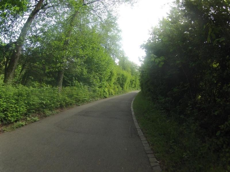 Von Baden nach Dättwil