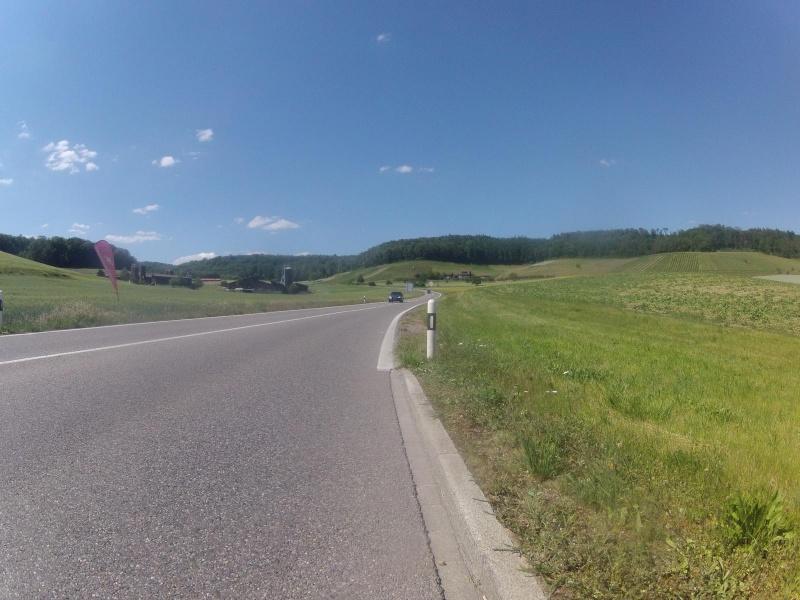 Auffahrt zum Zurzacherberg