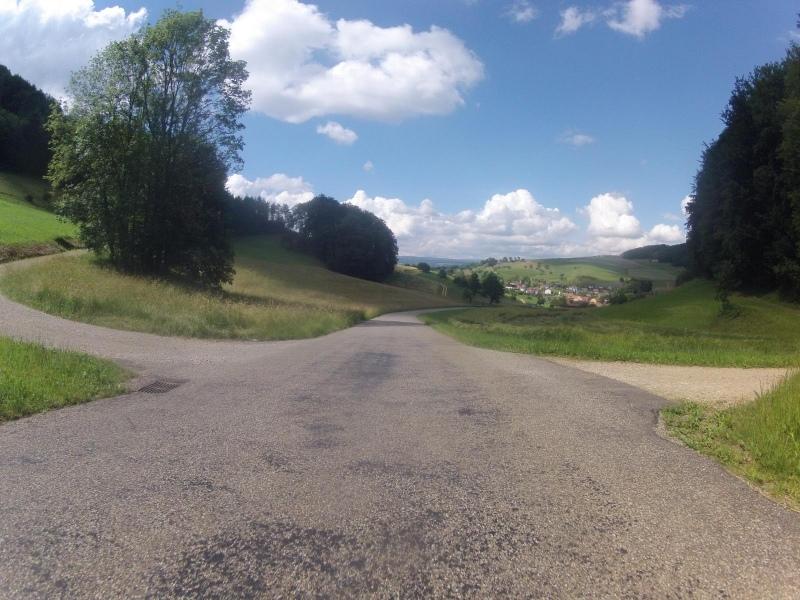 Abfahrt nach Ittenthal