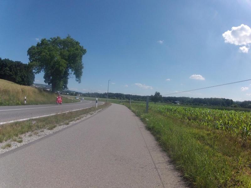 Zwischen Fislisbach und Niederrohrdorf