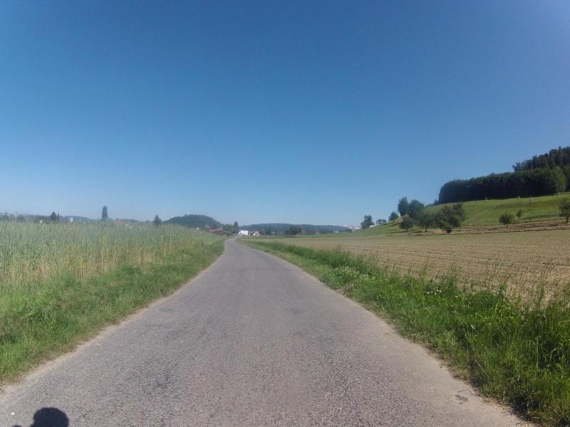 Radweg zwischen Hunzenschwil und Schafisheim