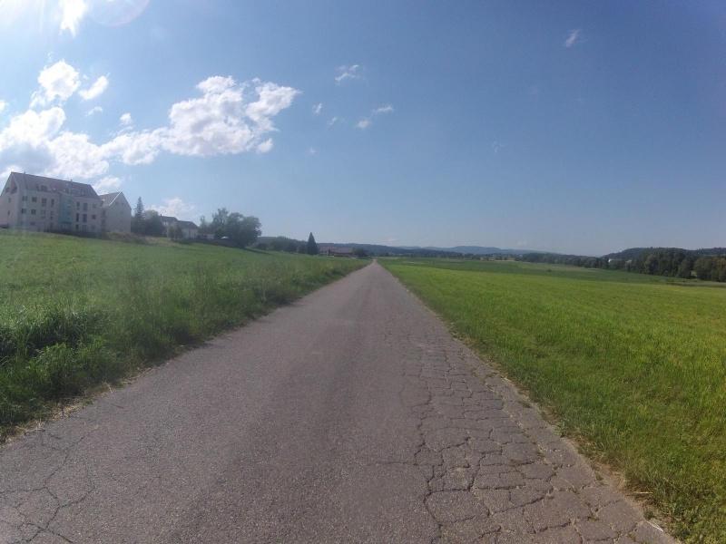 Radweg von Boniswil nach Seon