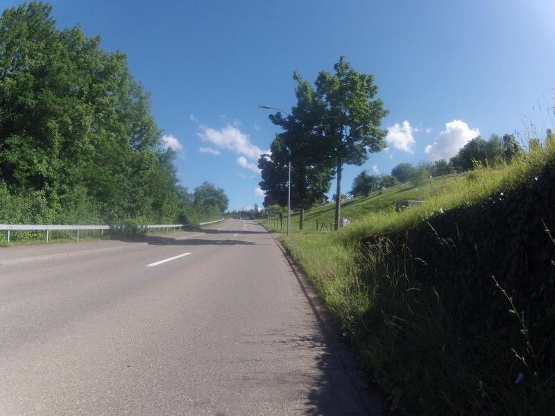 Zwischen Böttstein und Villigen
