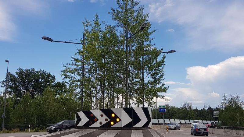 zwischen Biberstein und Rombach