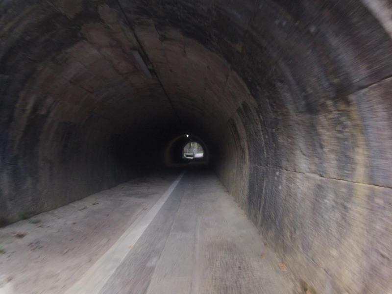 Tunnelstrecke