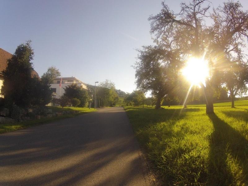 Herbst in Wohlenschwil