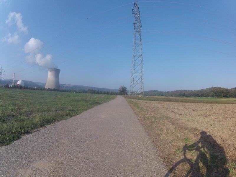 Dampf in Leibstadt
