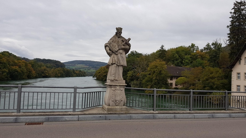 Grenzübergang Kaiserstuhl