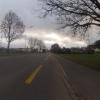 Löcher in der Wolkendecke