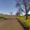Radweg zwischen Stetten und Künten