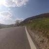 Auffahrt zur Staffelegg
