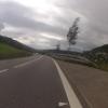 Abfahrt nach Ennetbaden im Gegenwind