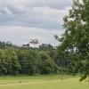 Blick zum Schloss Wildegg, Veltheim
