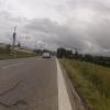 Abfahrt vom Mutschellen nach Bremgarten