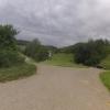 Radweg zwischen Unterendingen und Tegerfelden im Surbtal