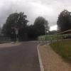 Radwegverzweigung in Auenstein