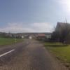 Mandach, dahinter der Rotberg