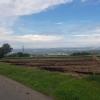 Auf der Höhe bei Reuental, Blick zurück ins Rheintal