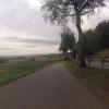 Auf der Höhe von Reuental, Blick ins Aaretal, Richtung Leuggern und Döttingen
