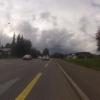Mägenwil unter der Wolkendecke
