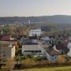 Blick über Brugg-West