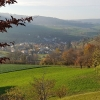 Blick nach Oberhof