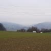 Blick ins Schenkenbergertal und zur Staffelegg hinauf