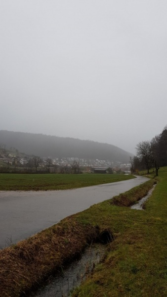 Unterwegs nach Ueberthal