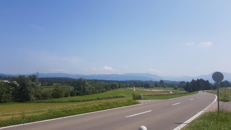 in der Nähe von Mühlau