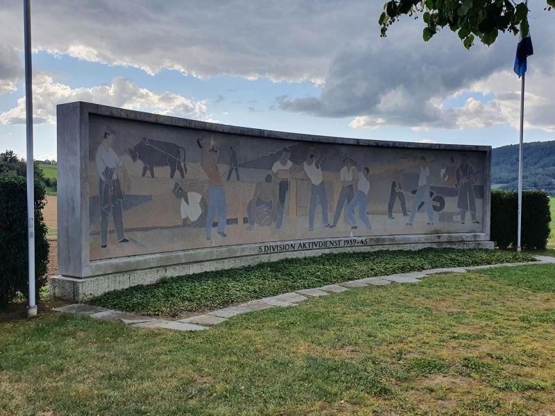Soldatendenkmal im Villigerfeld