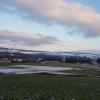 Mutschellen und Heitersberg über dem Reusstal