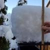 Schneeschaufeln ist angesagt