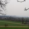Blick zum Schloss Lenzburg