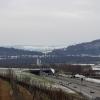 Blick über das Aaretal, Birrfeld, Reusstal an den Heitersberg