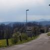 Blick in Richtung Jurakette, linkerhand das Aaretal mit Gösgen