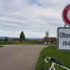 Oberbözberg und Alpenkamm