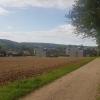 Schinznach-Bad, Blick zum Jura