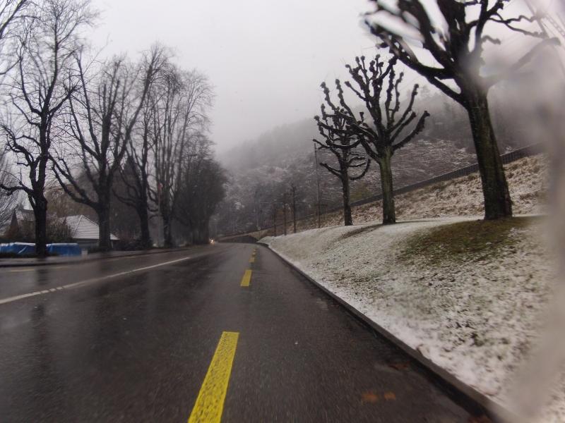 Winter am Bielersee