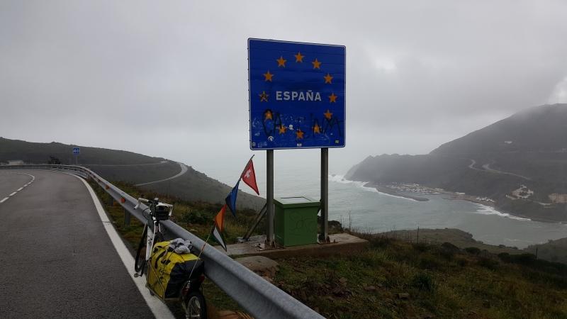 Grenzübertritt