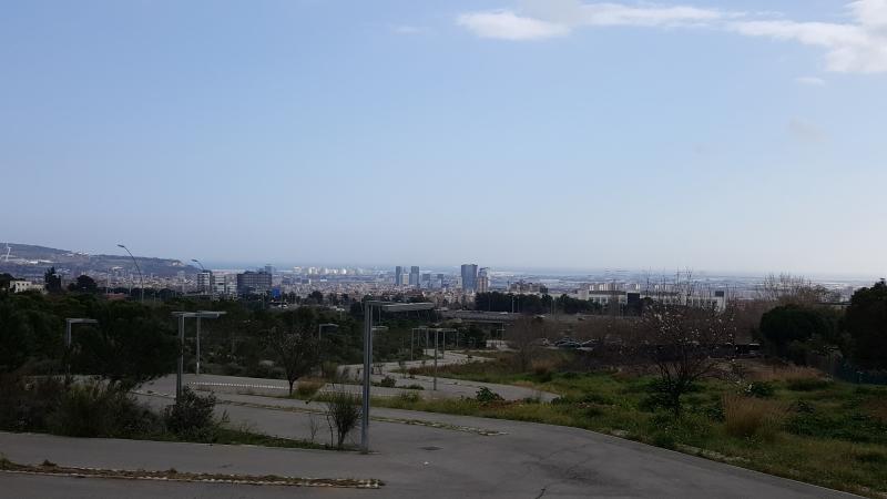 Überblick über Barcelona