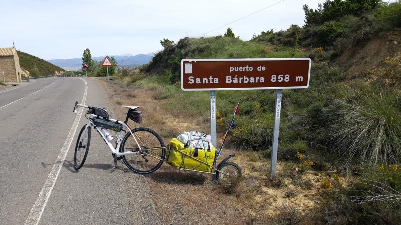 Santa Barbara - Pass
