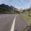 Das Aragon - Tal hinauf