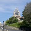 Merkwürdiger Glockenturm