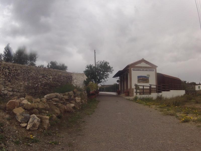 Bahnhof Lucainena de las Torres